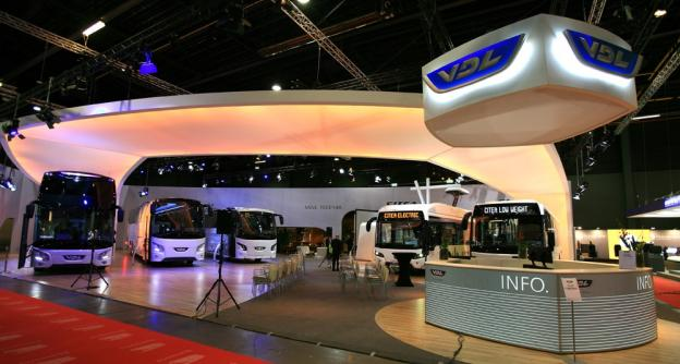 VDL Bus & Coach during Busworld 2019:  'strength through cooperation is in our DNA'