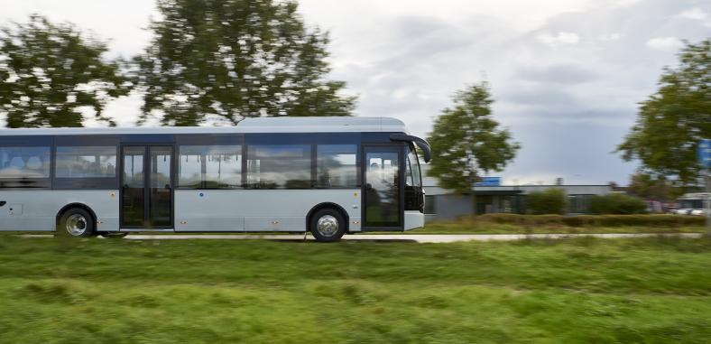 New generation Citea LLE Diesel: extensively tested in wind tunnel and premiering at Busworld