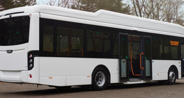 3 German transport companies join forces: VDL Bus & Coach delivers 12 electric Citeas