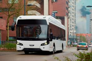 First e-mobility project for VDL Bus & Coach in Italy: 4 Citeas SLF-120 Electric for Malpensa Airport