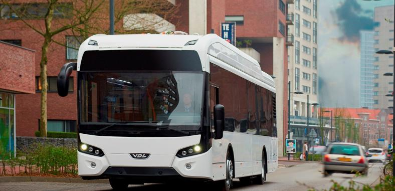 Eerste e-mobility project VDL Bus & Coach in Italië: 4 Citea's SLF-120 Electric voor vliegveld Malpensa