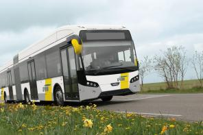 Greening public transport: De Lijn and VDL Bus & Coach take next step with 70 hybrid buses
