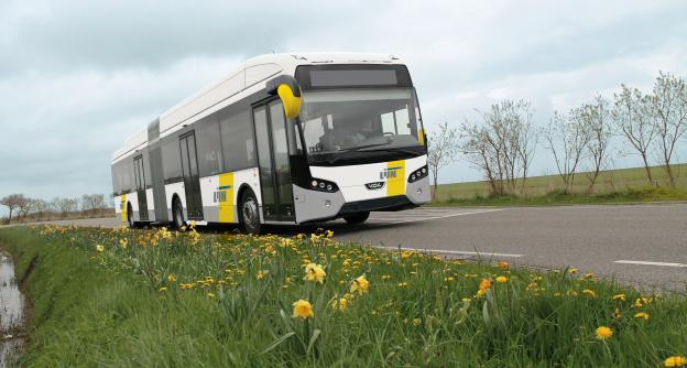 VDL Bus & Coach receives a mega-order for 200 hybrid Citeas from De Lijn