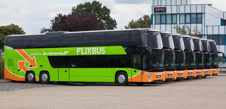 8 VDL Futuras FDD2-141 for Dr. Richard Gruppe