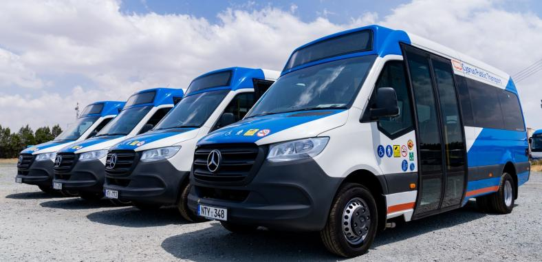 VDL supplies 65 mini/midi buses to Cyprus Public Transport